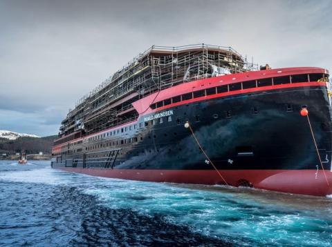 Crucero ecológico MS Roald de Hurtigruten