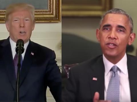 Deep Fakes: Obama y Trump