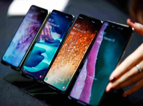 samsung smartphone 5g
