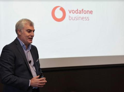 Daniel Jiménez, responsable de Vodafone Empresas.