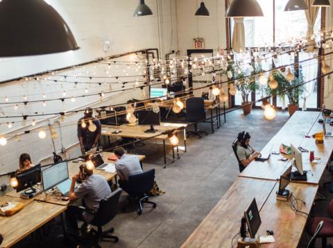 Cuánto cuesta alquilar un coworking en las prinicipales ciudades tecnológicas de Europa
