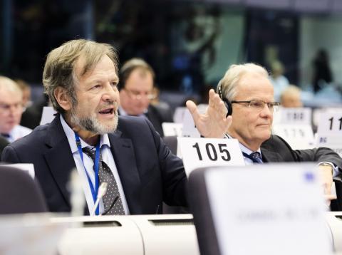 Javier Doz Orrit, consejero del CESE