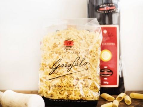 Pasta Garofalo, producida por Ebro Foods