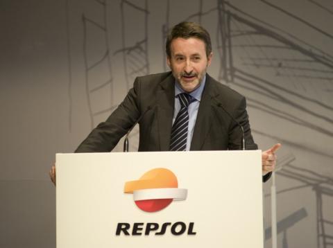 Josu Imaz, consejero delegado Repsol