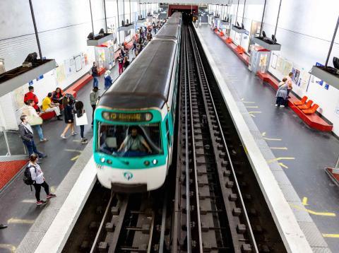 Metro de ParísGet