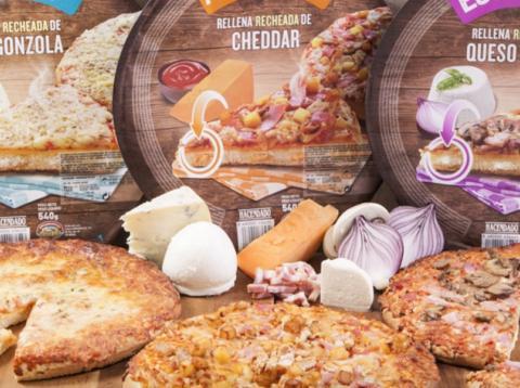Nuevas pizzas Mercadona