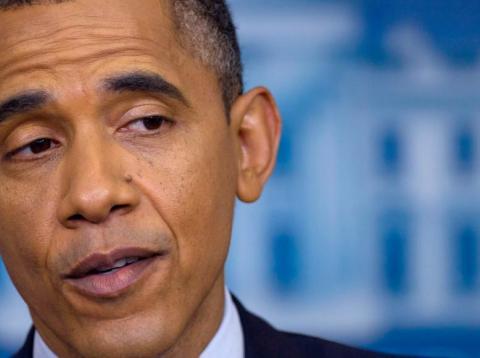 President Barack Obama in 2012.