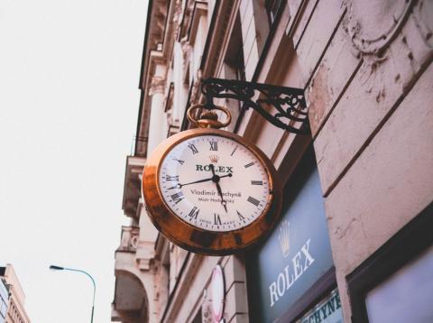 Rolex reloj tienda