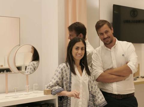 Fundadores de Singularu, startup española