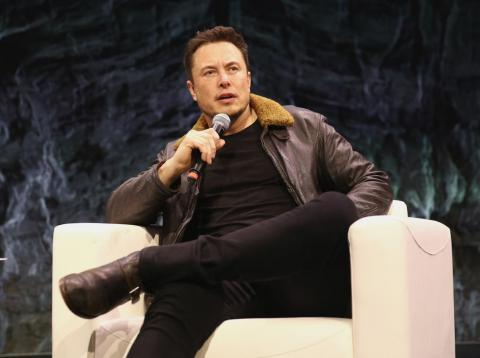 "Tesla CEO Elon Musk settle a charge with the Securities and Exchange Commission last year over his ""funding secured"" tweets."