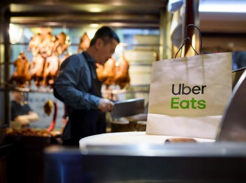 Uber Eats Restaurante