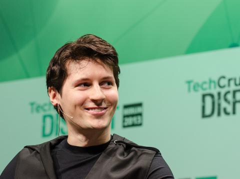Pavel Durov, CEO de Telegram.