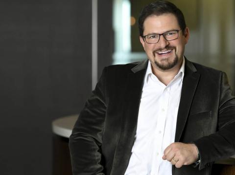 Cristiano Amón, presidente de Qualcomm