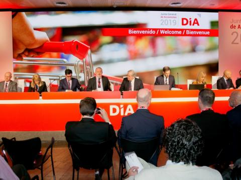 Junta General de Accionistas de Dia 2019