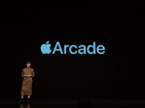 Apple Arcade is Apple's new gaming service.
