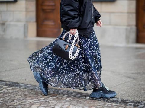 Fashionistas wear 'ugly' clothes, like Balenciaga Triple S sneakers (nearly $900) because they're cool.