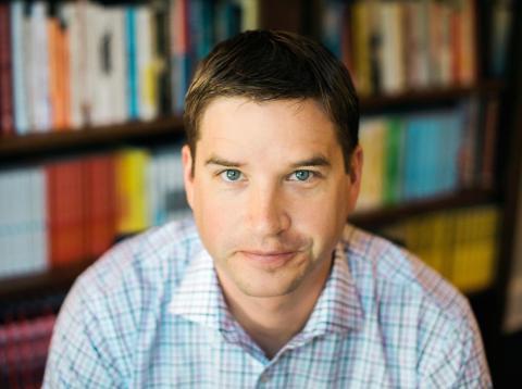 Cal Newport, profesor en Georgetown