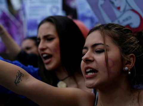 Dia Internacional de la Mujer: 8 de marzo