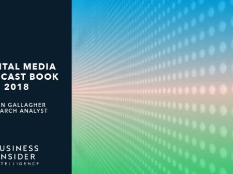 digital media forecast book