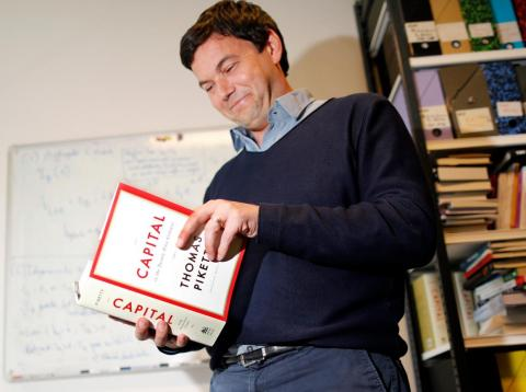 "French economist Thomas Piketty's 2014 bestseller, ""Capital in the 21st Century,"" is still a foundational text on understanding today's destabilizing inequality."