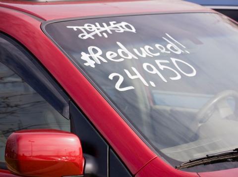 El precio oculto de los coches nuevos