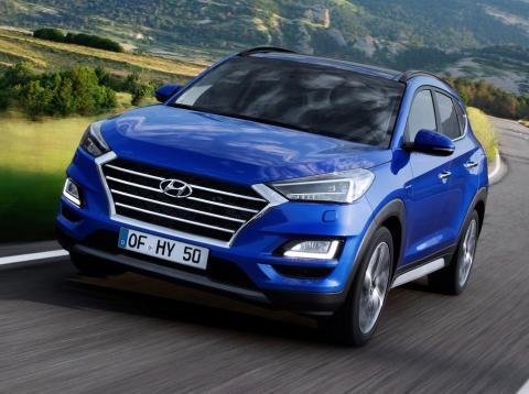 Hyundai Tucson hibrido