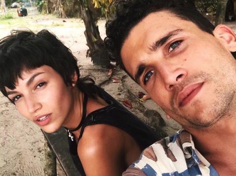 Ursula Corberó y Jaime Llorente