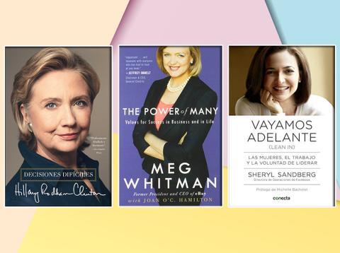 Lista de libros de mujeres poderosas