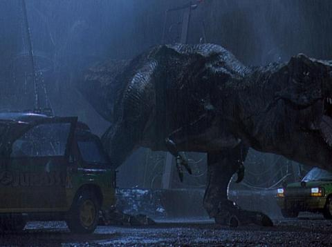 "Many of our preconceptions about the way T. rex lived have changed since ""Jurassic Park"" came out."