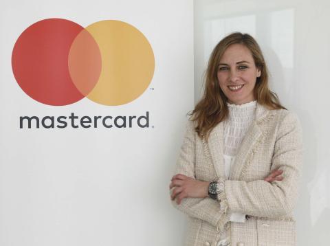 Paloma Real, directora general de Mastercard España
