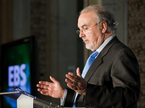 Pedro Solbes, exministro de Economía y Hacienda