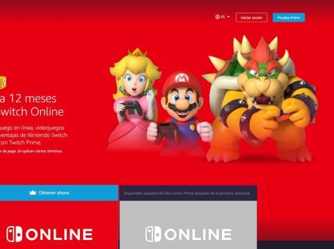 Nintendo Switch Online gratis