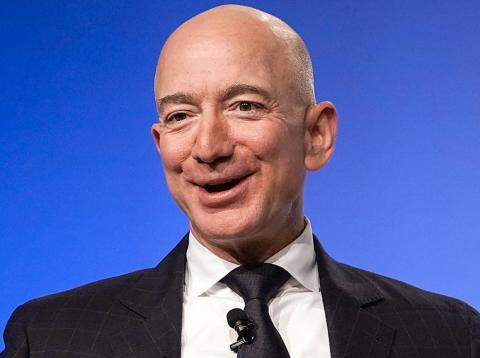 Amazon CEO Jeff Bezos has advice for entrepreneurs.