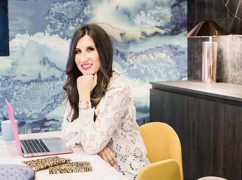 Ana Jiménez, emprendedora española