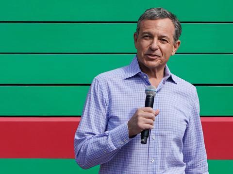 Bob Iger, CEO de Disney