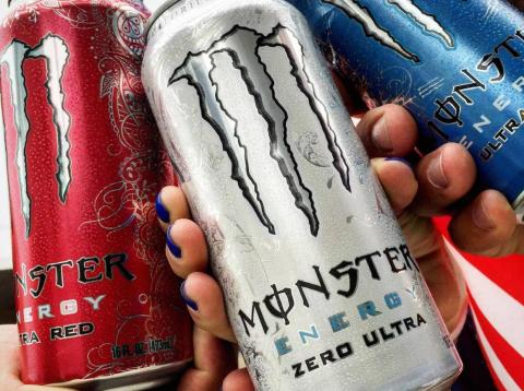 This century's best-performing US stock sells energy drinks, not iPhones