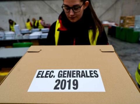 Elecciones Generales 2019