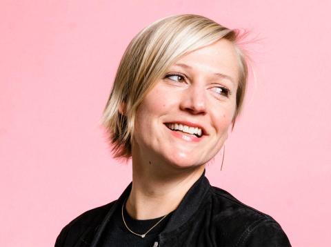 Katie Dill, vicepresidenta de diseño de Lyft