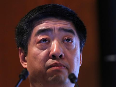 Ken Hu Huawei