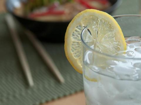 El limón es ácido