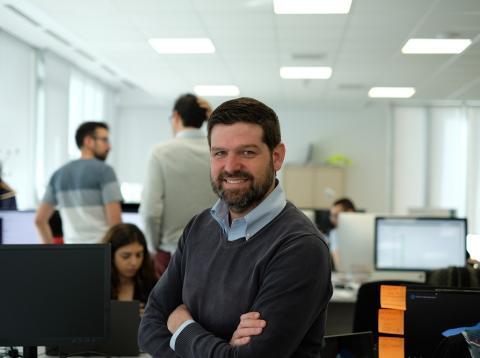 Ramón Ferraz, consejero delegado de 2gether