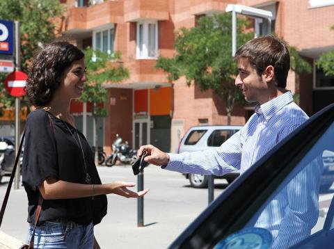 Social Car foto