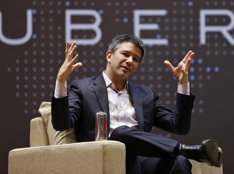 Travis Kalanick, fundador de Uber