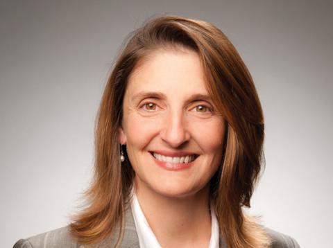 La vicepresidenta de McAfee, Candace Worley.