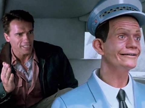 "The 1990 film ""Total Recall"" may have predicted the rise of self-driving cars."