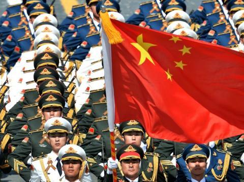 [RE] Ejército chino