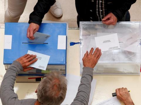 participación de las elecciones generales 28 de abril 2019