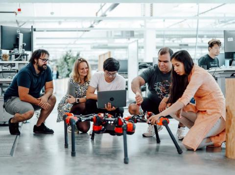 Facebook has unveiled three robotics projects that it hopes will contribute to solving the ongoing challenges of AI and robotics.