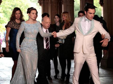 """Gossip Girl"" made no sense."