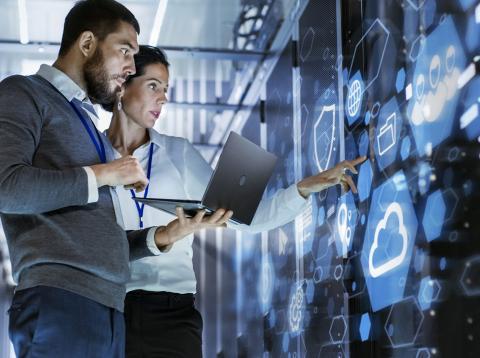 La inteligencia artificial toma el control de los departamentos de TI